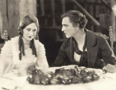 Dolores Costello  and John Barrymore