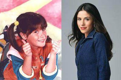 Soleil Moon Frye Soleil Frye, then and now.