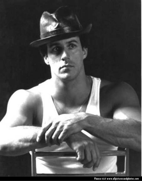 Sylvester Stallone This is a Sly look-a-like.