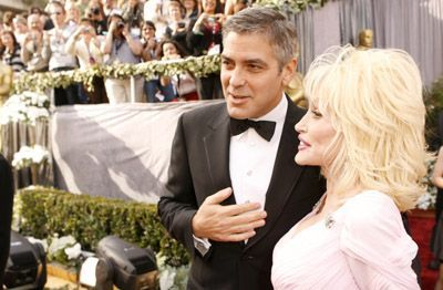 Dolly Parton , George Clooney