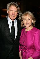 Barbara Walters , Harrison Ford