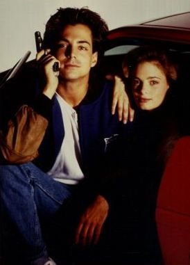 Gabrielle Anwar Richard Grieco and  - If Looks Could Kill