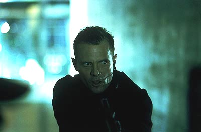 Michael Biehn in Warner Brothers' The Art of War - 2000