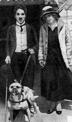 Charles Chaplin Charlie Chaplin and Edna Purviance