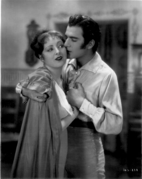 Gilbert Roland  and Billie Dove