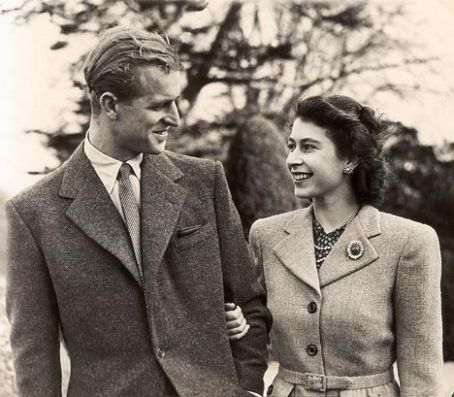 Queen Elizabeth II Prince Philip and