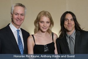 Jessica Stam Anthony Kiedis and