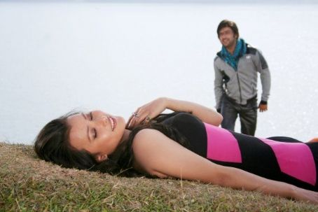 Aryan Sigdel  and Namrata Shrestha In 'K Yo Maya Ho' Song from Mero Euta Saathi Cha