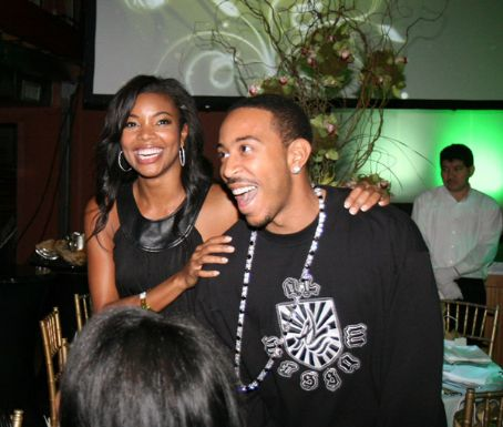 Ludacris  and Gabrielle Union