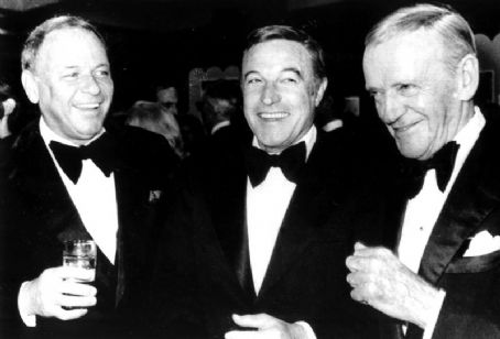 Fred Astaire - Fred with Frank Sinatra & Gene Kelly