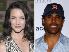 Rick Fox  and Kristin Davis