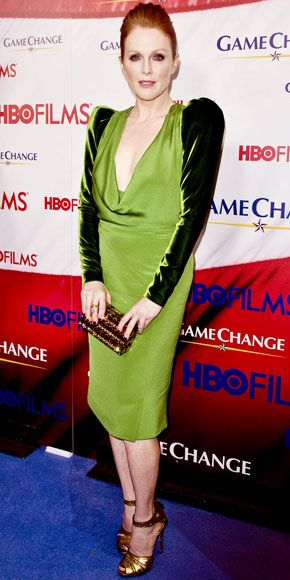 Julianne Moore Premieres 'Game Change' in Washington