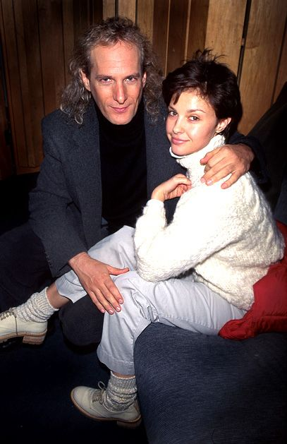 Ashley Judd  and Michael Bolton