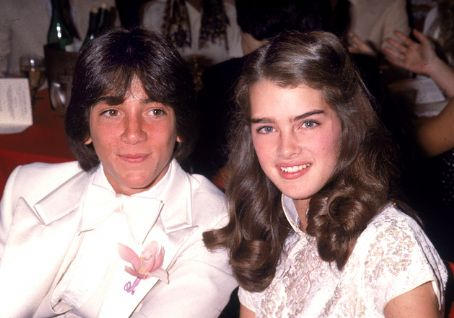 Scott Baio Brooke Shields and