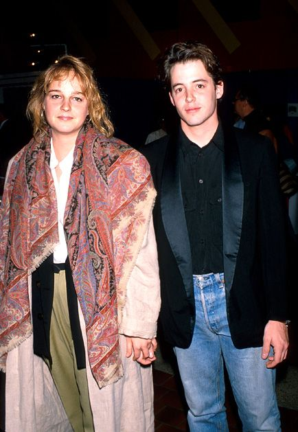 Helen Hunt  and Matthew Broderick