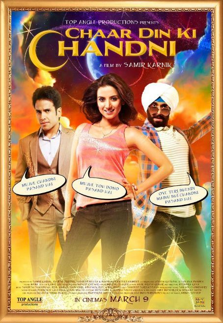 Kulraj Randhawa - Chaar Din Ki Chandani Movie Poster and wallpapers 2012