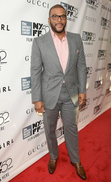 """OOPS! Tyler Perry Accidentally REVEALS The Sex Of His Baby, Talks New Movie Role In 'Gone Girl' On """"TODAY"""""""