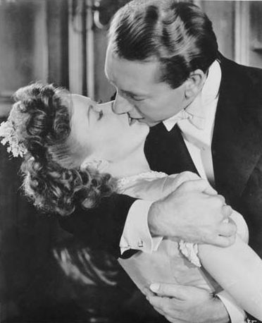 Paul Henreid and Ida Lupino