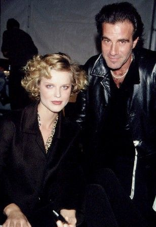 Tico Torres Eva Herzigova and