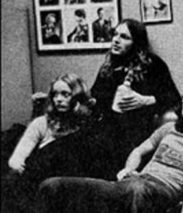 Ginger David Gilmour and  Gilmour