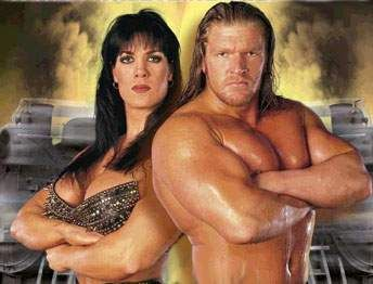 Chyna Joanie Laurer and Paul Levesque