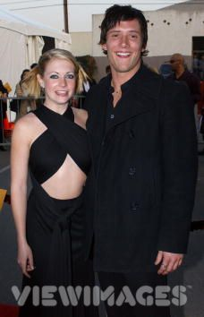 Melissa Joan Hart  and Bryan Kirkwood