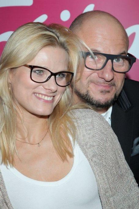 Anna Glogowska Piotr Gąsowski and Anna Głogowska