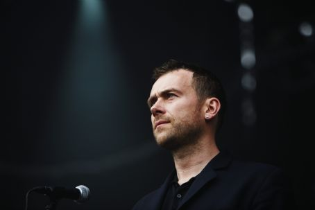Damon Albarn  taken by his partner Sarah