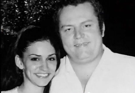 Larry Flynt  and Althea Leasure