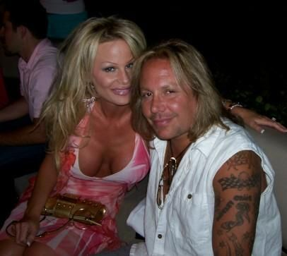Vince Neil - Vince and Lia Neil