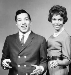 Smokey Robinson  and Claudette Robinson