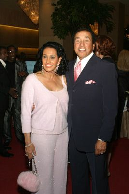 Smokey Robinson  and Frances Glandney
