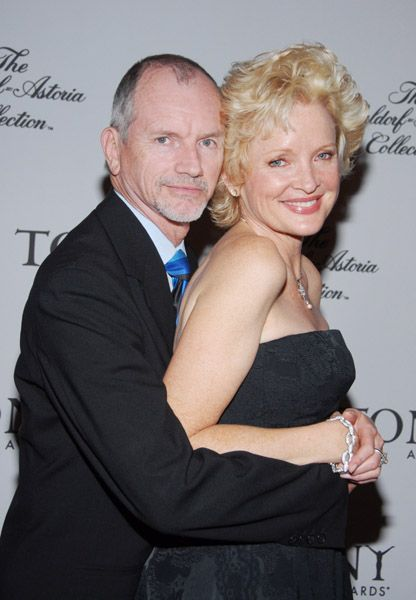 Christine Ebersole  and Bill Moloney