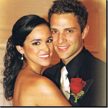 Melissa Fumero Melissa Gallo and David Fumero