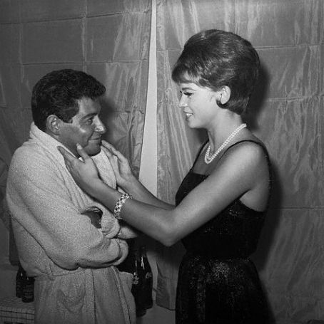 Juliet Prowse Eddie Fisher and