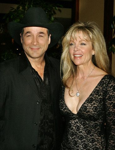 Lisa Hartman Clint Black and