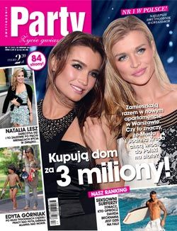Joanna Krupa, Marta Krupa - Party Magazine Cover [Poland] (22 August 2011)