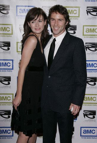 Alessandro Nivola  and Emily Mortimer