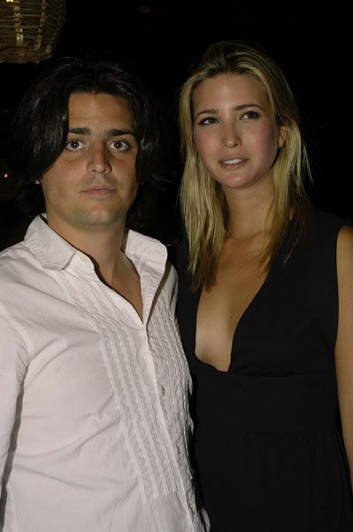 Ivanka Trump  and Bingo Gubelmann