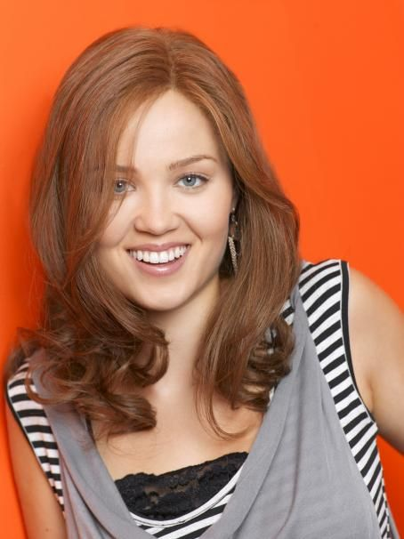 Erika Christensen - Six Degrees Promoshoot
