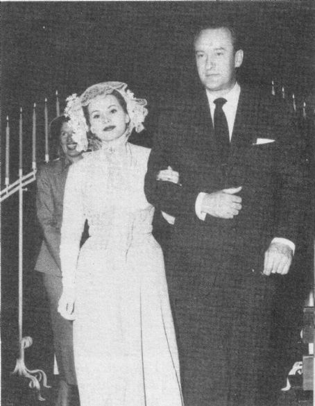 George Sanders Zsa Zsa Gabor and