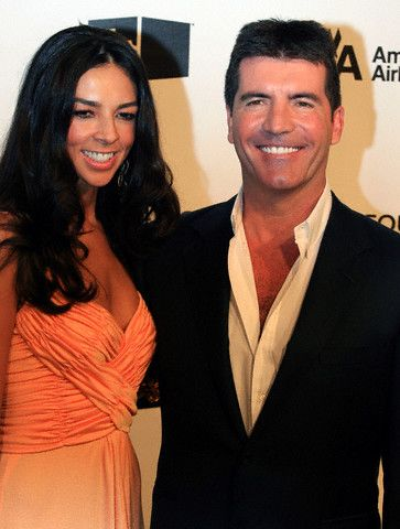 Terri Seymour Simon Cowell and