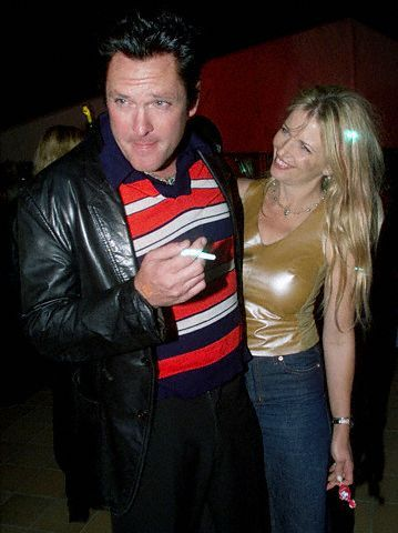 DeAnna Madsen - De Anna Morgan and Michael Madsen