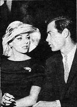 Gardner McKay  and Joan Collins