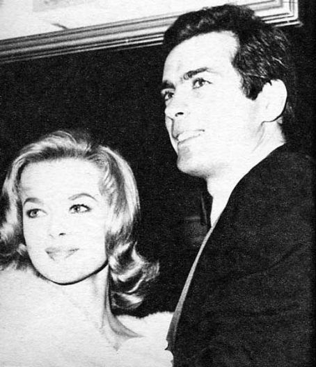 Leslie Parrish  and Gardner McKay