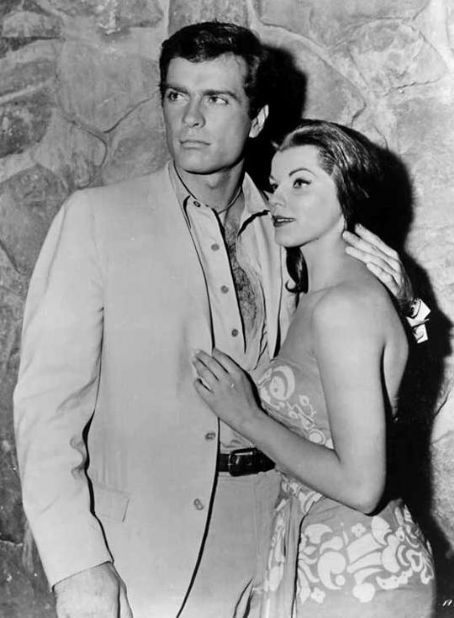 Gardner McKay  and Lisa Gaye