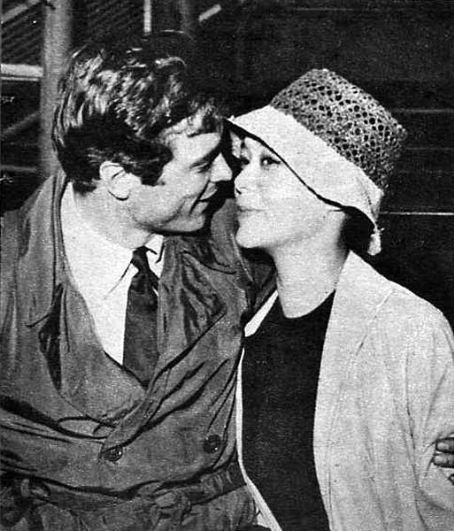 Gardner McKay  and Greta Chi