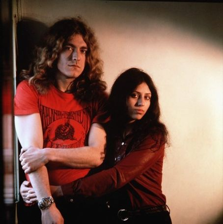Maureen Plant Maureen Wilson and Robert Plant, October 1969