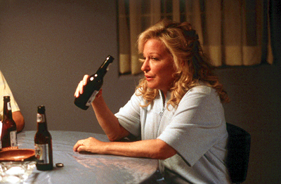 Bette Midler as the late Mona Darly in Destination Films' Drowning Mona - 2000