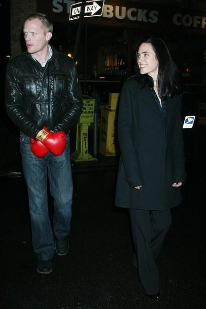 Paul Bettany Jennifer Connelly and